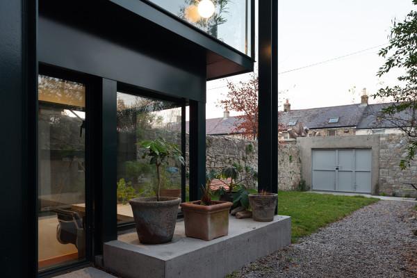 Rear Extension & Garden, Monkstown